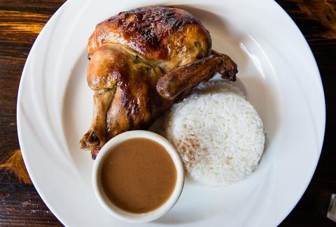 chicken astoria