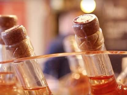 Helix Wine Stopper