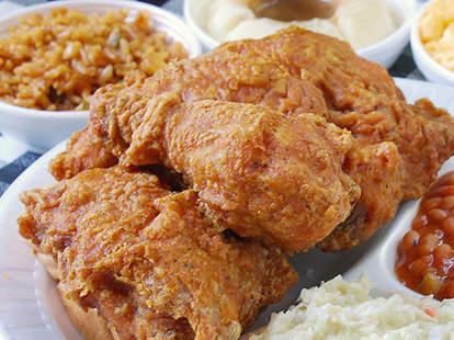 Gus's Fried Chicken Detroit