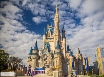 florida hurricane matthew magic kingdom walt disney world