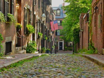 Boston + America