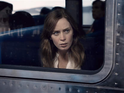 emily blunt girl on the train