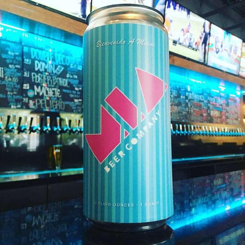MIA beer
