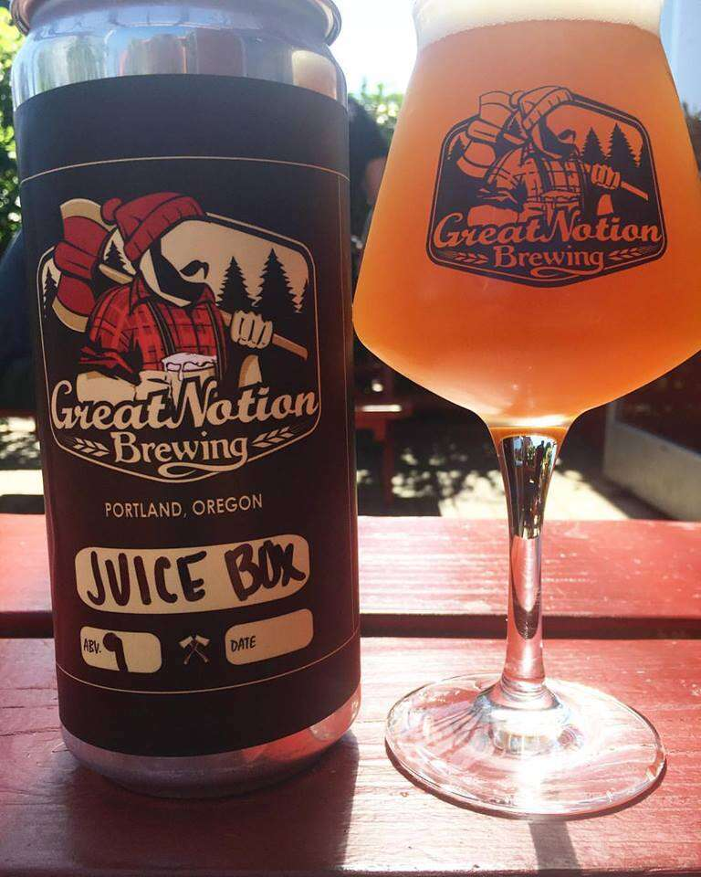 Great Notion Juice Box