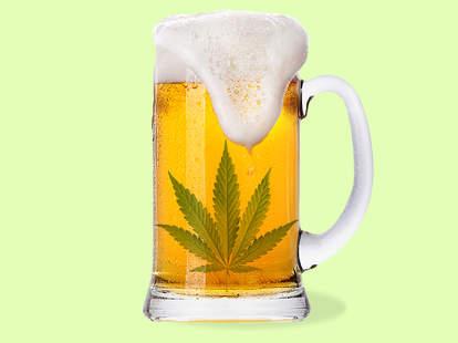 cannabis beer