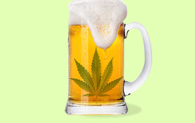 We Tried America's First Legal Cannabis Beer