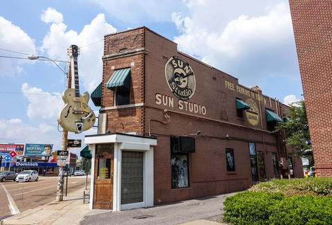 Sun Records Elvis Memphis