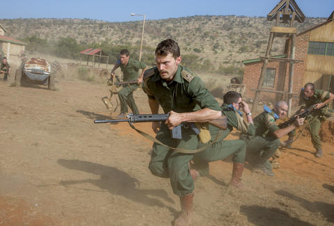 The Siege of Jadotville netflix original war movie