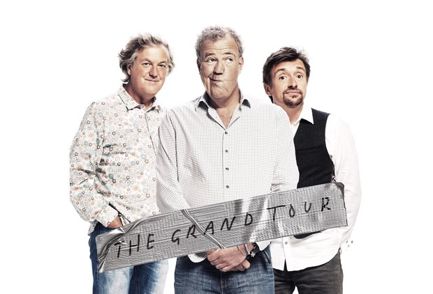 Here's Your First Look at the Original 'Top Gear' Crew's New Amazon Show
