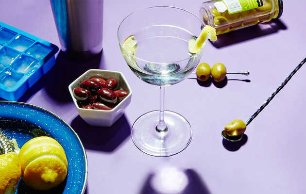 The 5 Best Vodkas for Vodka Martinis