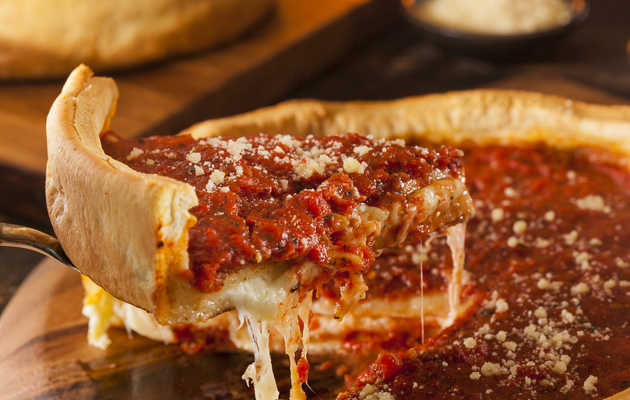 Why Deep Dish Can't Be Considered Pizza in a Court of Law