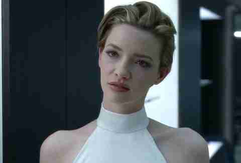 talulah riley inception scene