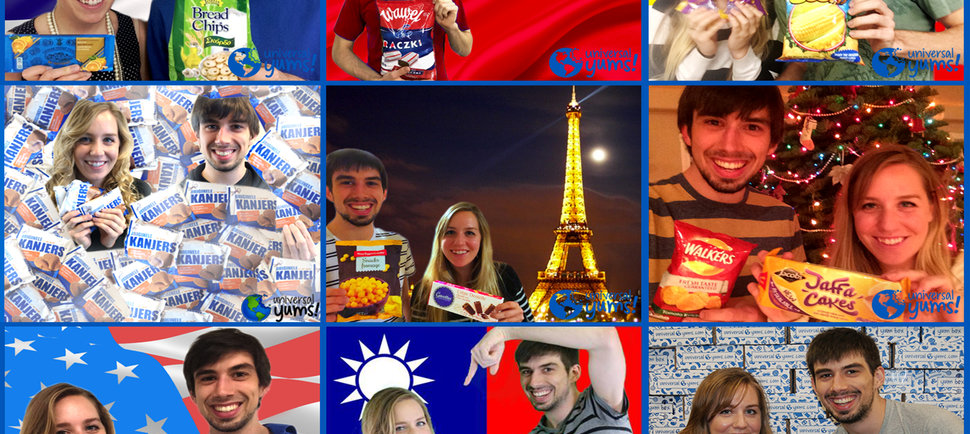 Couple Quits Jobs to Sell International Snacks, Makes Millions