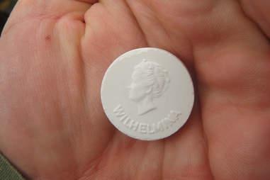 Wilhelmina mint