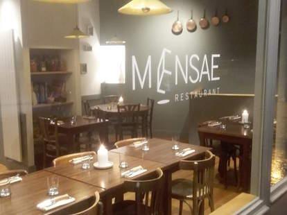 Mensae Paris