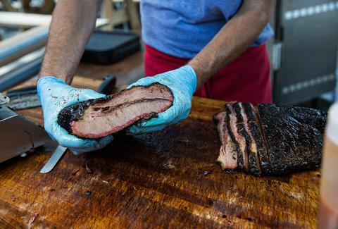 Beef Brisket Master John Lewis Left La Barbecue to Open