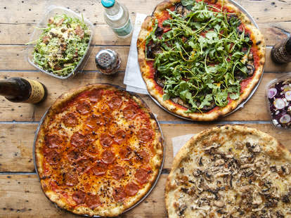 Dovercourt Village Pizza