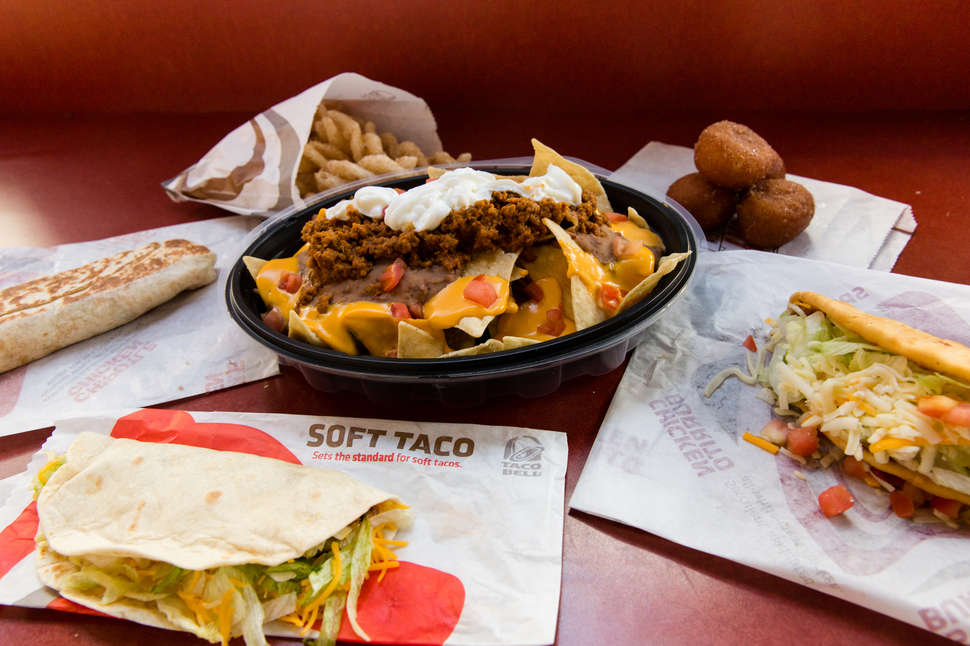 Best Taco Bell Menu Items Ranked What To Get At Taco