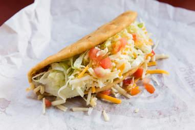 Crunchy Taco Bell Taco