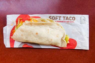 Taco Bell Menu Rank