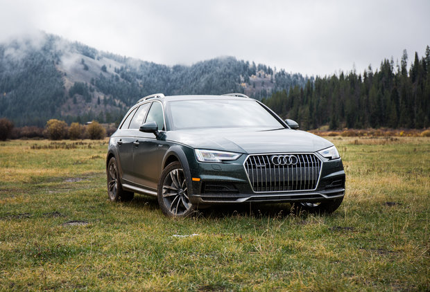 Audi's Sexy Off-Roading Wagon Is Here to Replace Your SUV