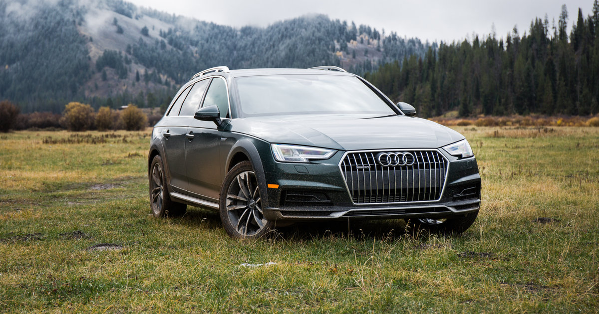 Off Roading Near Me >> 2017 Audi A4 Allroad Quattro Wagon Takes Luxury Off-Road - First Drive Review - Thrillist