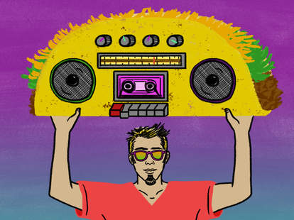 Taco Bell music