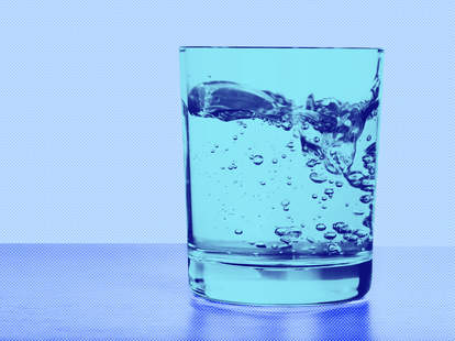 healthy water drinking