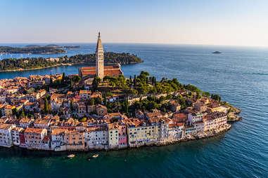 island in croatia