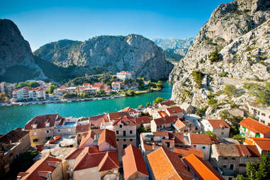 mountains croatia