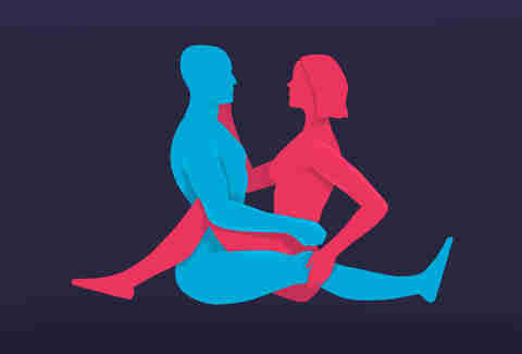 adventurous sex positions seated face to face