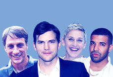 Tons of Celebrities Are Investing in Some Weird-Ass Tech Companies