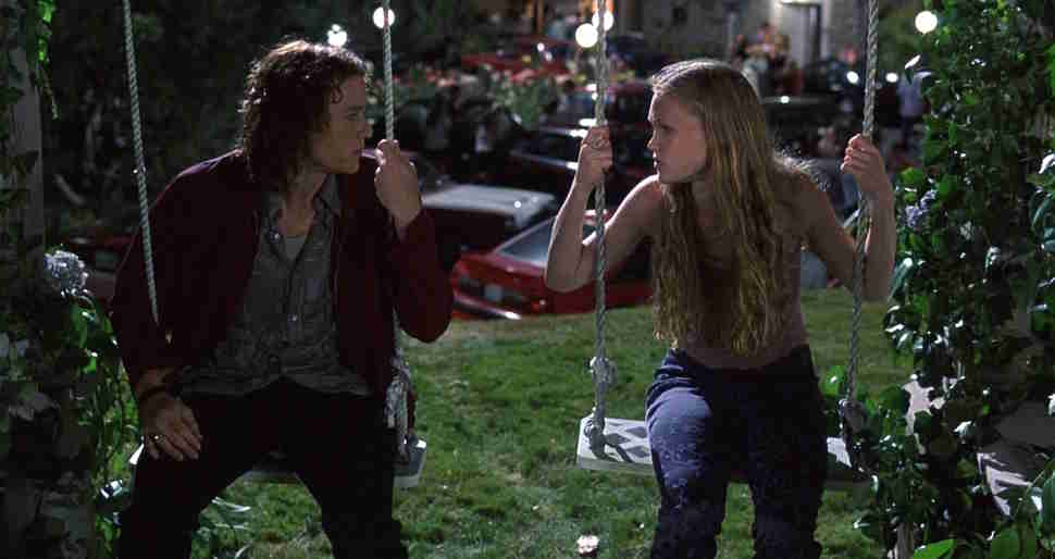 27 Best Images About 10 Things I Hate About You On: Best Romantic Comedies Of All Time
