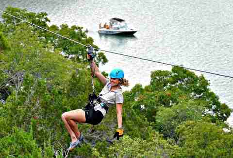 Lake Travis Zipline Adventures