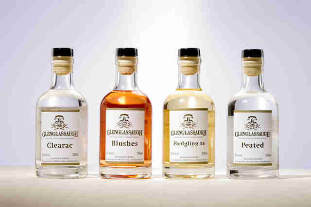 Glenglassaugh scotch