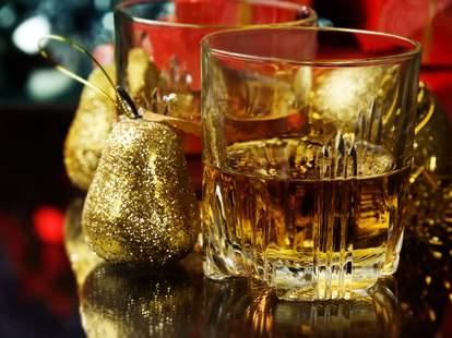 Liquor Themed Christmas Ornaments