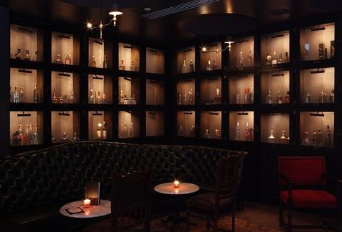 La Biblioteca Murray Hill New York tequila bar