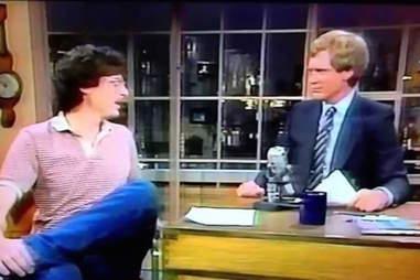 David Letterman Howard Stern