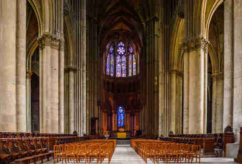 Cathedral of Notre-Dame of Rheims