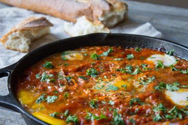 Curry shakshuka
