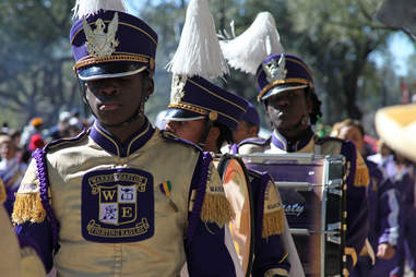 warren easton marching band