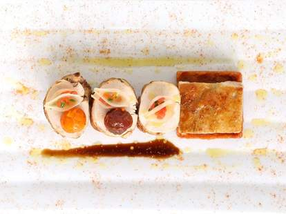 Kyma Atlanta seafood