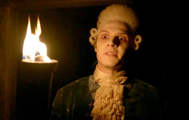 Evan Peters' 'American Horror Story: Roanoke' Role Finally Revealed