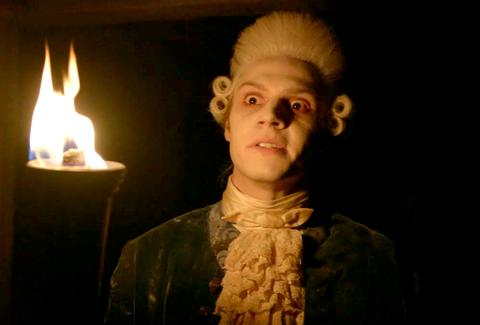 evan peters american horror story roanoke