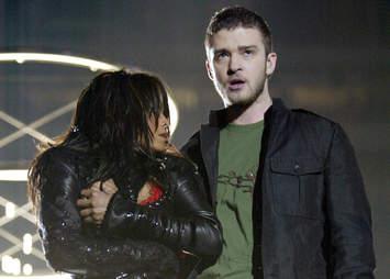 Janet Jackson Super Bowl Justin Timberlake