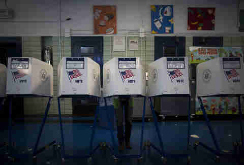 How to Make Money on Election Day in NYC by Working the Polls