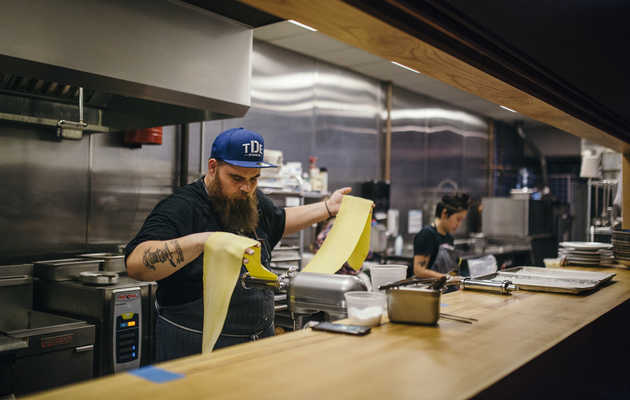 Let Brian Fisher Cook Your Next Unforgettable Meal at Entente