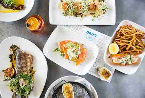 Drift Fish House & Oyster Bar