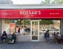 Kossar's bialys Lower East Side New York