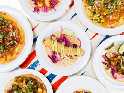 Tacombi tacos New York SoHo